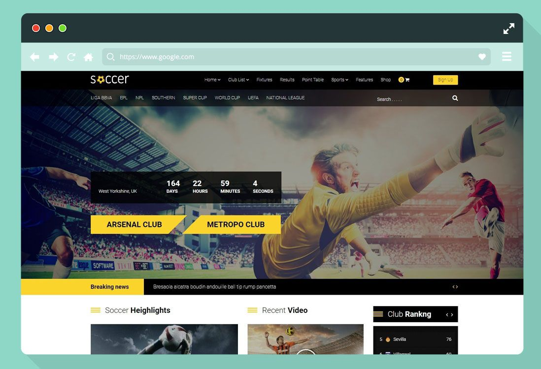 005 Unforgettable Free Website Template Download Html And Cs Jquery Slider Design Full