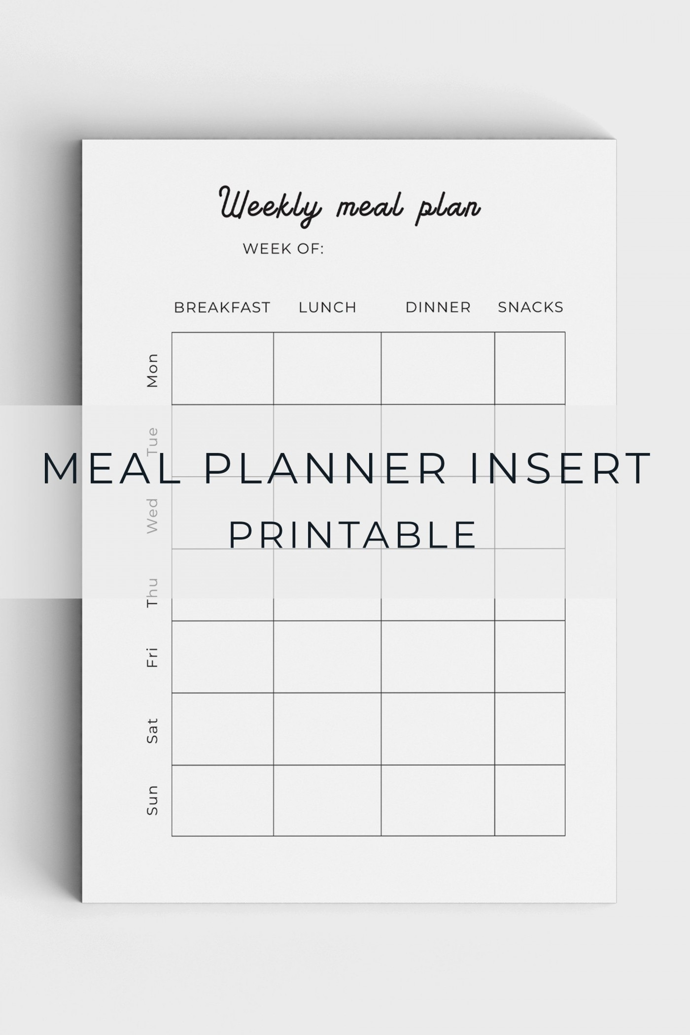 005 Unforgettable Meal Plan Printable Pdf Image  Worksheet Downloadable Template Sheet1400
