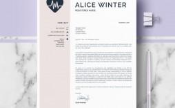 005 Unforgettable Nurse Resume Template Word High Definition  Cv Free Download Rn
