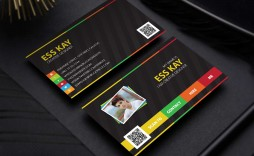 005 Unforgettable Personal Busines Card Template Highest Clarity  Trainer Design Psd Fitnes