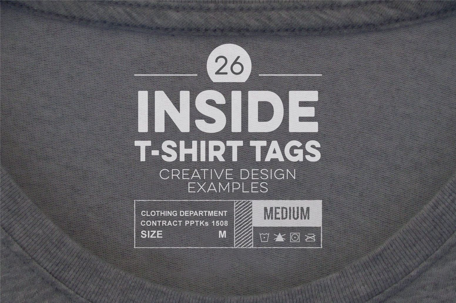 005 Unforgettable T Shirt Tag Template Highest Clarity  Neck LabelFull