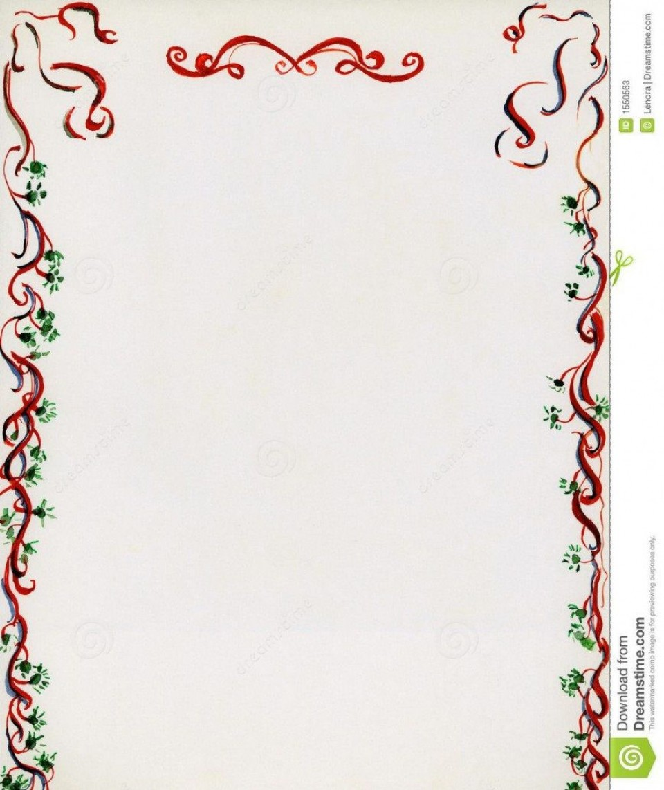 005 Unique Christma Stationery Template Word Free Highest Clarity  Religiou For Downloadable960