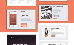 005 Unique Email Newsletter Template Free Download Highest Quality  Html Busines