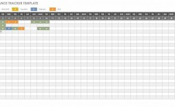 005 Unique Employee Attendance Record Template Excel Highest Quality  Free Download With Time
