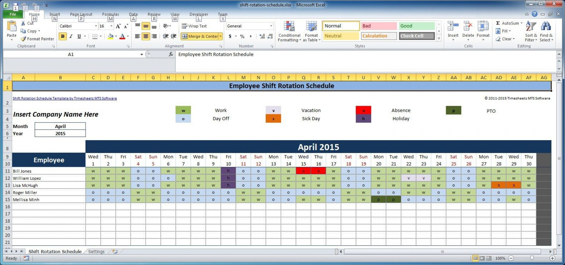 005 Unique Free Work Schedule Template Excel Highest Quality  Plan Monthly Employee1920