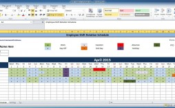 005 Unique Free Work Schedule Template Excel Highest Quality  Plan Monthly Employee