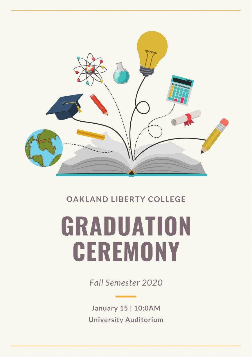 Graduation Ceremony Template from www.addictionary.org