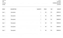 005 Unique Hotel Invoice Template Excel Free Download Photo