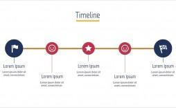 005 Unique Timeline Template For Presentation Image  Project Example Presentationgo