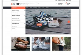 005 Unusual Ecommerce Website Template Html Free Download Sample  Bootstrap 4 Responsive With Cs Jquery