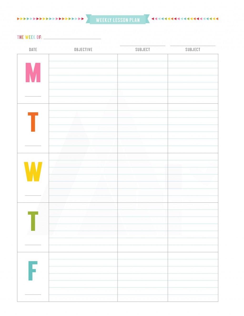 005 Unusual Fillable Lesson Plan Template Free High Resolution  Printable EditableLarge