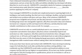005 Unusual Free Reference Letter Template For Employee Highest Quality  Employment Word