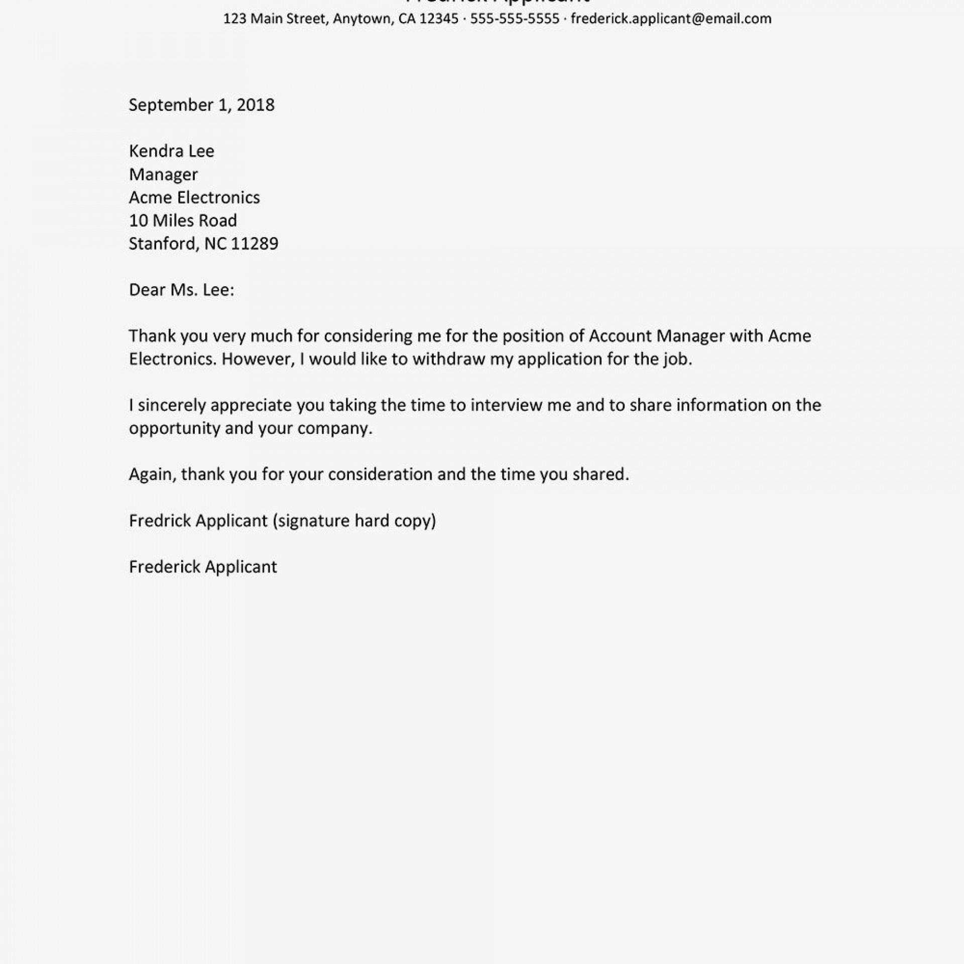 005 Unusual Job Application Email Template Photo  Formal For Example Opportunitie Subject1920