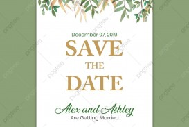 005 Unusual Save The Date Flyer Template Picture  Word Event