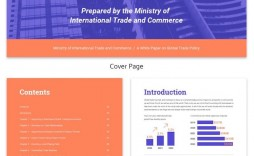 005 Unusual Technical White Paper Template Sample  Information Technology Example Word Free Download