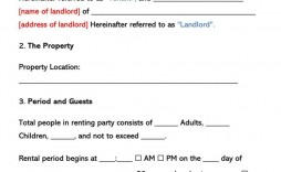 005 Unusual Tenant Contract Template Free Highest Clarity  Simple House Rental Tenancy Agreement Uk