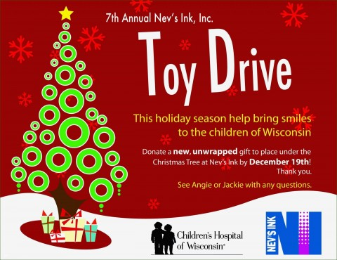 005 Unusual Toy Drive Flyer Template Free Photo  Download Christma480