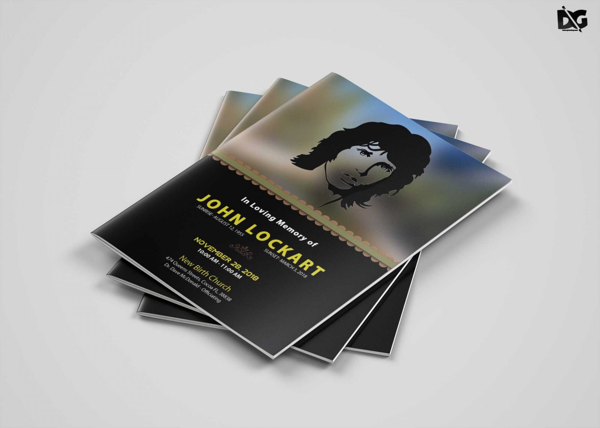 005 Wonderful A4 Brochure Template Psd Free Download Sample  Tri Fold Bifold1920