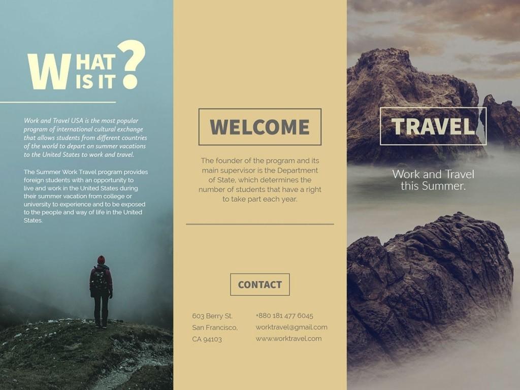 005 Wonderful Free Online Brochure Template Design  Templates Download Microsoft Word Real EstateLarge