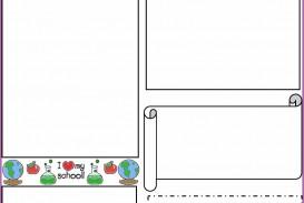 005 Wonderful Free Teacher Newsletter Template Design  Classroom For Microsoft Word Google Doc
