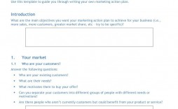 005 Wonderful Marketing Action Plan Template Design  Ppt Excel Mix Example