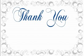 005 Wonderful Thank You Note Card Template Word High Definition