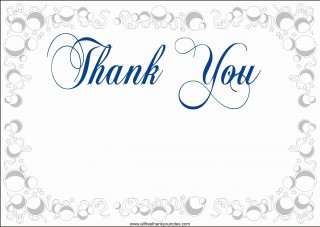 005 Wonderful Thank You Note Card Template Word High Definition 320