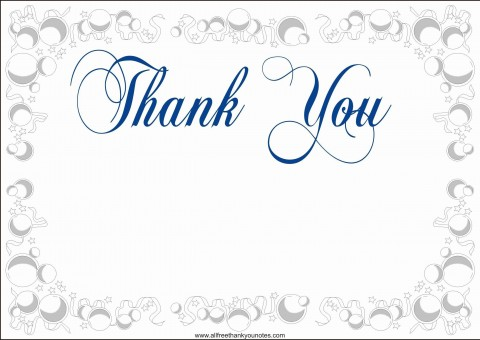 005 Wonderful Thank You Note Card Template Word High Definition 480