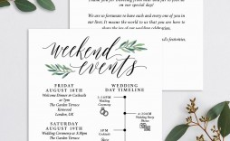 005 Wondrou Destination Wedding Welcome Letter And Itinerary Template High Resolution