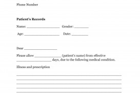 005 Wondrou Doctor Excuse Template For Work Highest Clarity  Note Missing