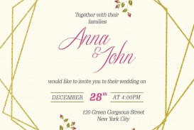 005 Wondrou Download Free Wedding Invitation Card Template Concept  Marriage Format Psd