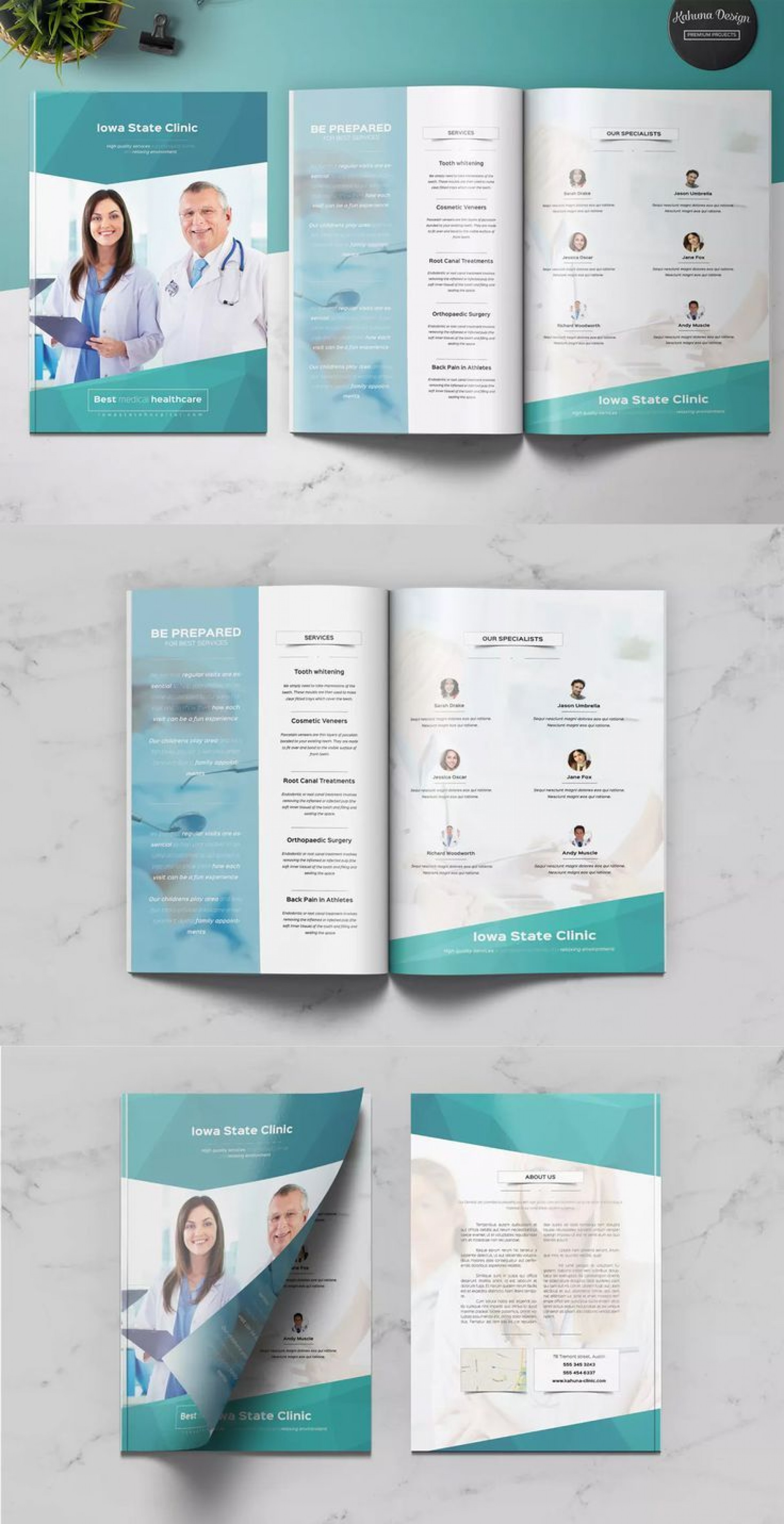 005 Wondrou Free Brochure Template Download Design  Psd Tri Fold For Word Corporate Busines1920