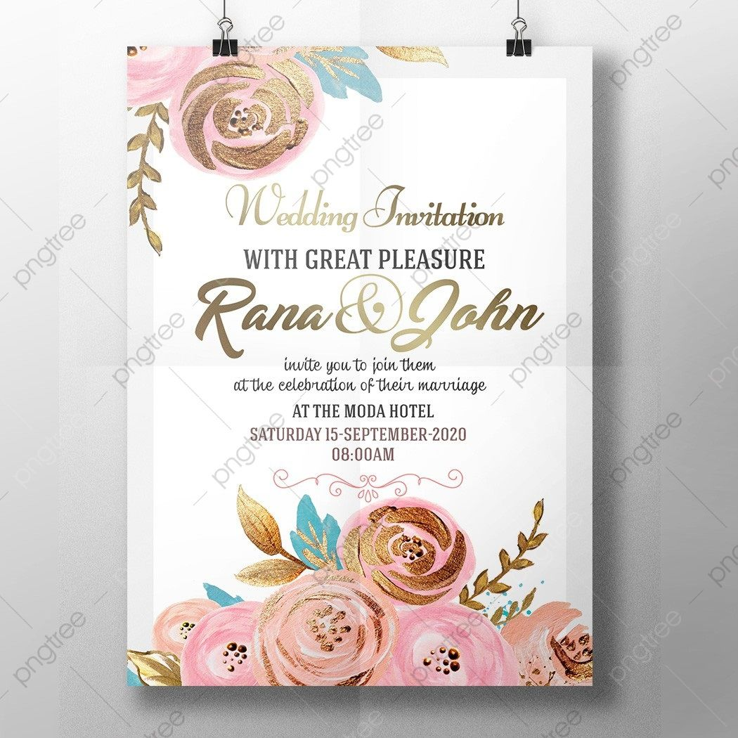 005 Wondrou Free Download Marriage Invitation Template High Definition  Card Design Psd After EffectFull