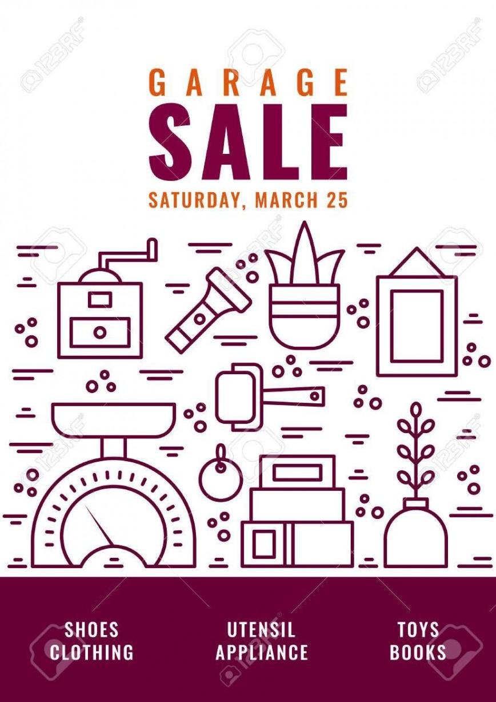 005 Wondrou Garage Sale Flyer Template Free Idea  Yard Microsoft Word Community