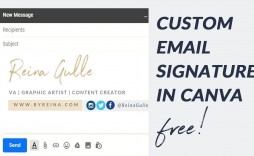 005 Wondrou Outlook Email Signature Template Example Highest Quality  Examples