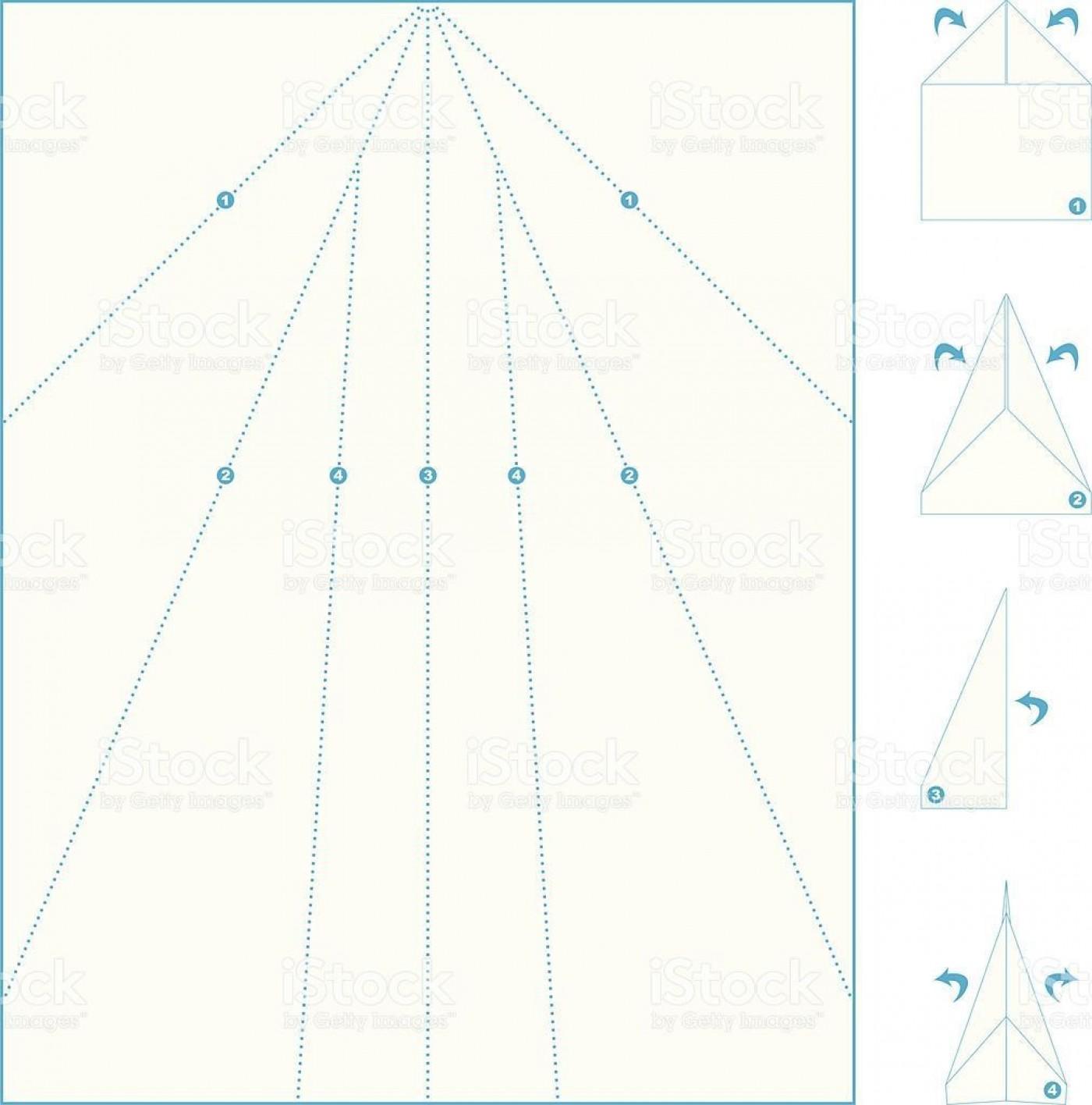 005 Wondrou Printable Paper Airplane Pattern Highest Clarity  Free Plane Design Designs-printable Template1400