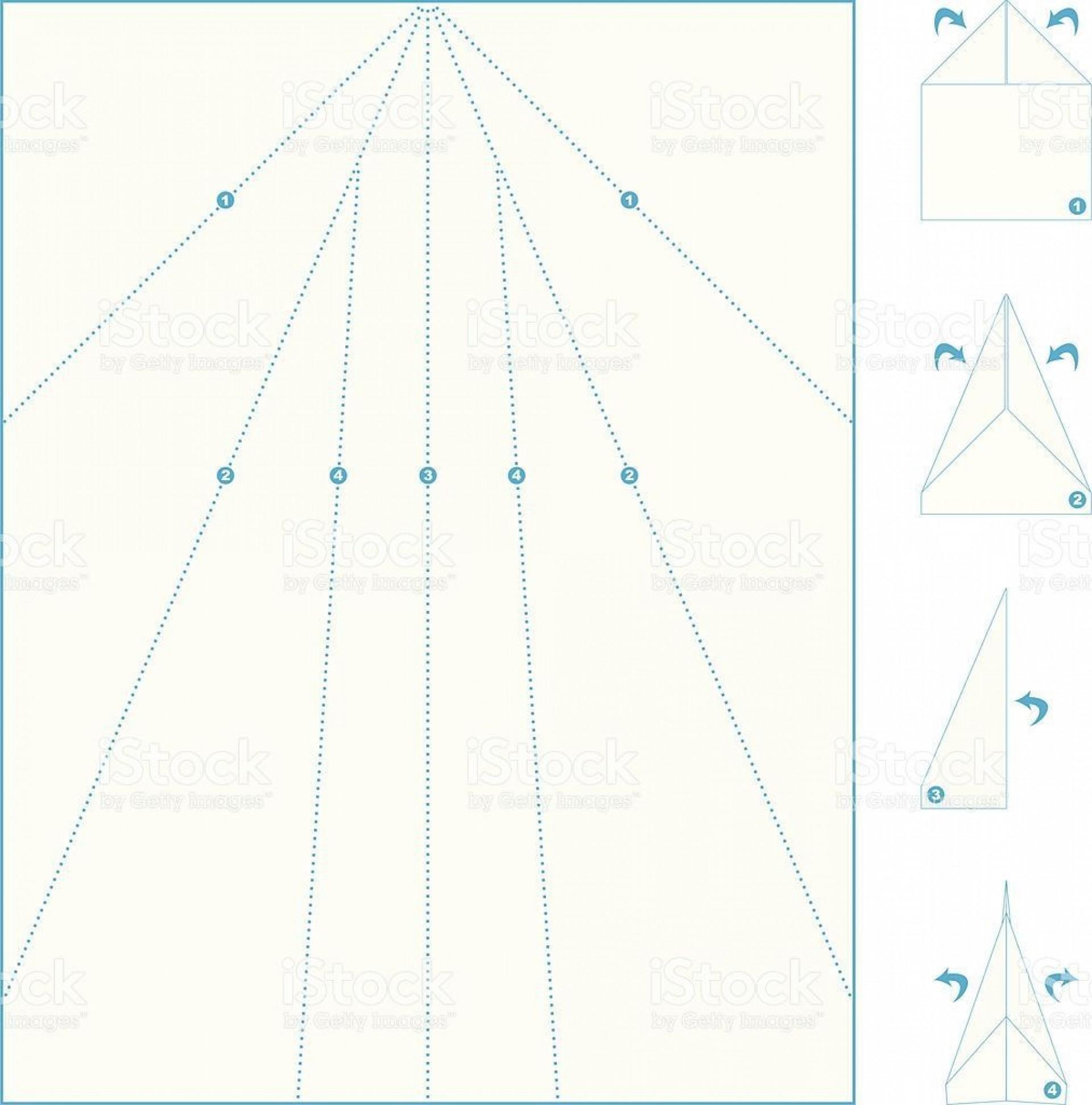 005 Wondrou Printable Paper Airplane Pattern Highest Clarity  Free Plane Design Designs-printable Template1920