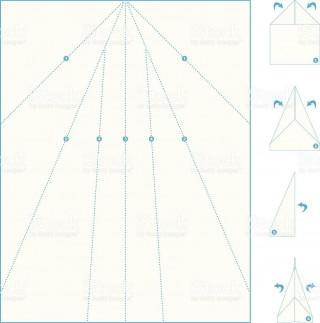 005 Wondrou Printable Paper Airplane Pattern Highest Clarity  Free Plane Design Designs-printable Template320
