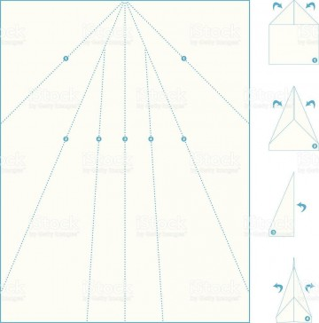 005 Wondrou Printable Paper Airplane Pattern Highest Clarity  Free Plane Design Designs-printable Template360