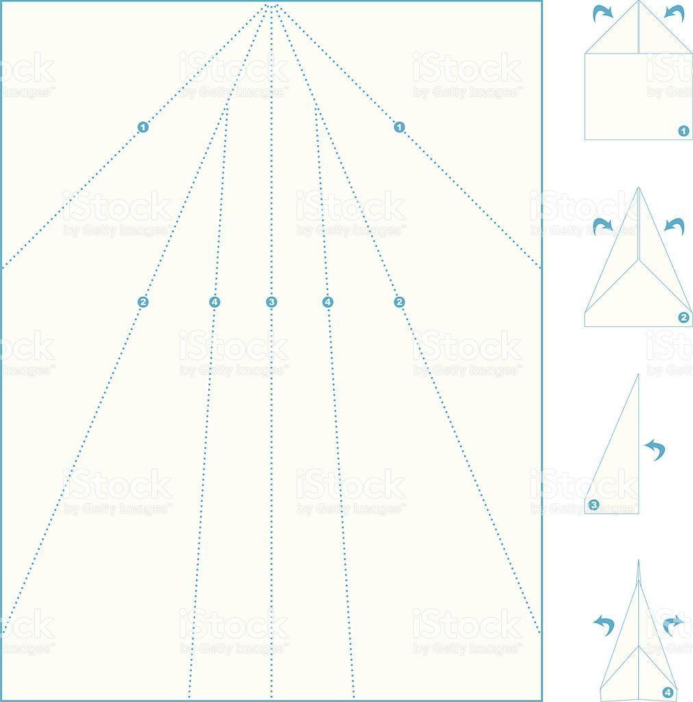 005 Wondrou Printable Paper Airplane Pattern Highest Clarity  Free Plane Design Designs-printable TemplateFull