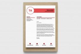005 Wondrou Resume Cover Letter Template Microsoft Word Design