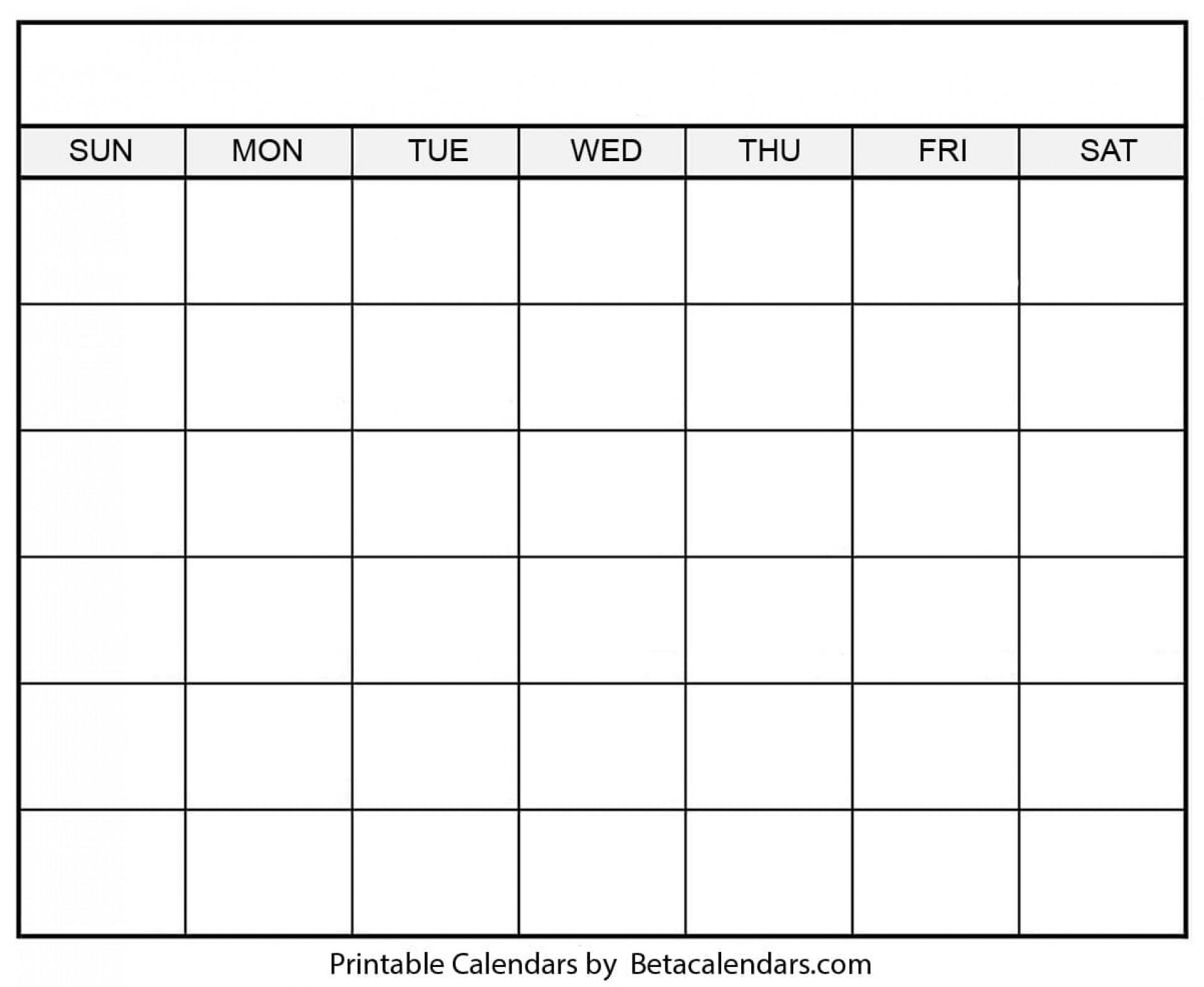 006 Amazing 30 Day Calendar Template Highest Quality  Pdf Free Blank1920
