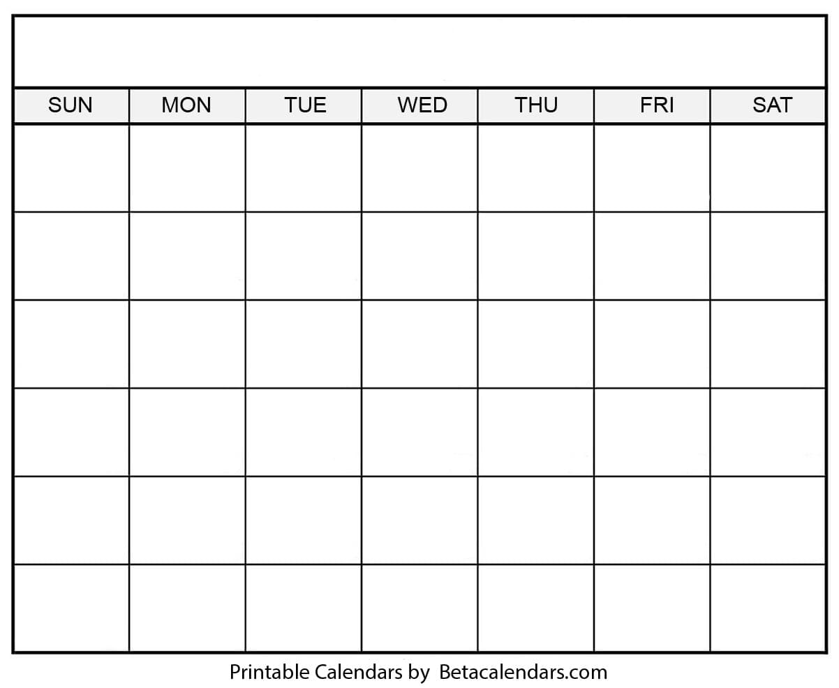 006 Amazing 30 Day Calendar Template Highest Quality  Pdf Free BlankFull