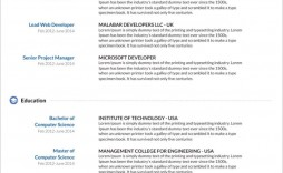 006 Amazing Curriculum Vitae Template Free Image  Sample Download Pdf Google Doc