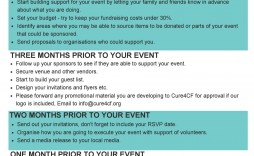006 Amazing Free Event Program Template Concept  Templates Half Fold Online Download