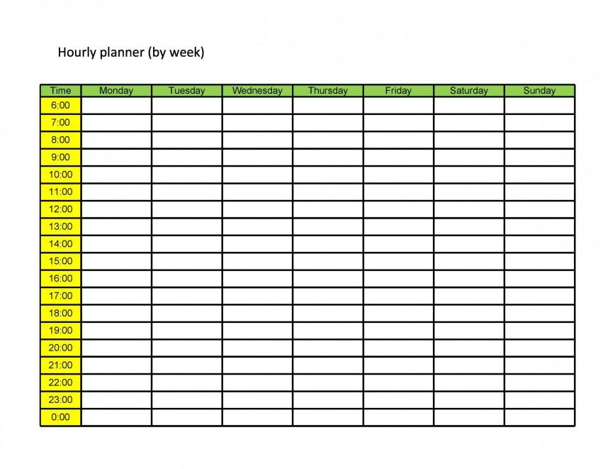 006 Amazing Hourly Schedule Template Word Photo  Work Weekly Calendar Microsoft