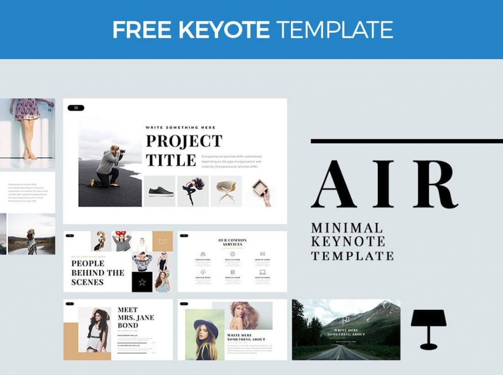 006 Amazing Keynote Template For Mac Picture  Free Download BestLarge