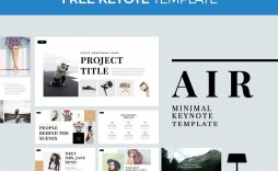 006 Amazing Keynote Template For Mac Picture  Free Download Best