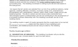 006 Amazing Wedding Videographer Contract Template Concept  Videography Pdf