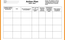 006 Archaicawful Smart Action Plan Template Highest Clarity  Download Nh Example Free